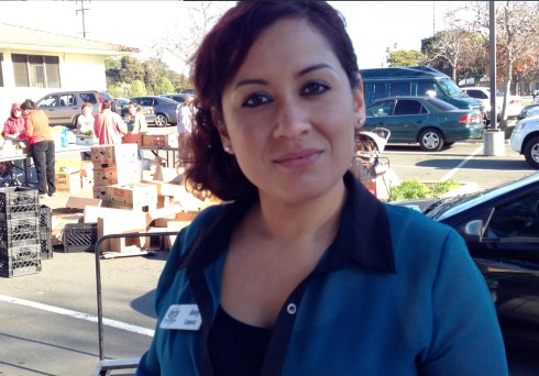 Amy Lopez, Outreach Officer, Foodbank of SB County