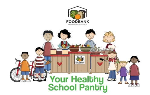 Healthy School Family Pantry logo email