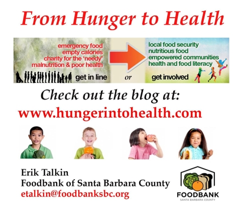 HUNGER INTO HEALTH PROMO SLIDE